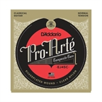 D'Addario EJ45C ProArte Composites Normal Tension